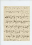 1861-09-17  Major Nickerson writes the Governor about half the regiment refusing duty