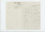 1861-09-24  Martha Chapman requests discharge of her son Everett