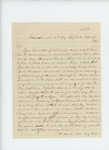 1861-09-27  Colonel Berry writes Governor Washburn regarding trouble in Company H