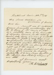 1861-11-01  N.A. Farwell recommends Colonel Berry for promotion to Brigadier General