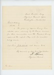 1861-11-25  Special Order 313 mustering J.H. Elliott out of service
