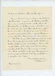 1861-11-25  N. Patterson recommends Mr. Bisbee for commission