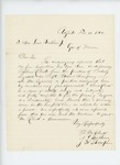 1862-02-13   B.M. Roberts, N. Hichborn, and J.W. Thompson request a commission for Orpheus Roberts
