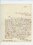 1862-02-26  Josiah Carr requests a commission as full surgeon or permission to leave service