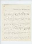 1862-03-26  Hiram Berry acknowledges his promotion to Brigadier General