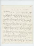 1862-03-26  General Berry writes Adjutant General Hodsdon regarding progress of the regiment