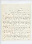 1862-04-12  Colonel Elijah Walker writes Governor Washburn with list of recommendations for promotions