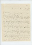 1862-04-14  General Berry updates Governor Washburn on changes in the regiment