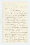1862-04-28  J.G. Dickerson and others recommend Samuel F. Hersey for promotion