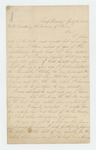 1862-07-10  William M. Harthorn again requests position as 2nd Lieutenant