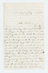 1862-07-20  Mrs. E. Piper requests a furlough for her husband who is ill
