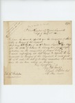 1862-07-21 Colonel Elijah Walker reports the resignation of Surgeon Abial Libby