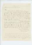 1862-07-25  Colonel Elijah Walker writes regarding deserters