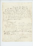 1862-08-01  Colonel Walker and officers recommend Edward D. Redman for commission in a new regiment