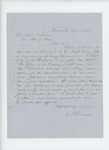 1862-08-05  C. Prince recommends Warren W. Austin for appointment as 2nd Lieutenant in a new regiment