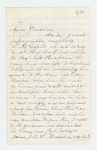 1862-08-08  Orlando S. DeLano requests information about L.D. Light