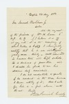 1862-08-28  Josiah Crosby recommends William H. Coan for position