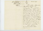 1862-09-01  R.L. Rich expresses concern to Governor Washburn about Lieutenant Bird's conduct
