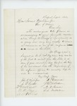 1862-09-02  John A. Milliken and others recommend George M. Bragg for commission