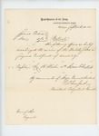 1862-09-30   Special Order 270 discharging Captain Bisbee for disability