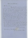 1862-10-02  Francis A.D. Singhi requests promotion of son John