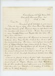 1862-10-09  Colonel Walker writes Adjutant General Hodsdon regarding his criticism of Walker