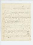 1862-10-14  Colonel Walker writes Governor Washburn regarding regimental vacancies