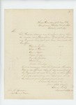 1862-10-23  Adjutant Edwin Libby informs Adjutant Hodsdon that the muster and descriptive rolls for several men have not been received