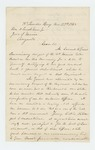1862-11-29  Brigadier General Berry recommends Lemuel G. Grant for promotion to lieutenant