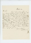 1862-12-14  G.P. Sewall writes regarding promotion of Captain Conant