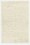 1862-12-18  Lieutenant Solomon Stearns writes Mrs. Leach about her brave son Henry