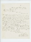 1862-12-25  Colonel Walker writes Governor Washburn regarding Lieutenants Burd and Stearns
