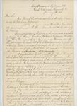1863-01-01  Colonel Walker submits an additional regimental history to Adjutant General Hodsdon