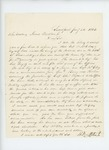 1863-01-05  Mr. Pendleton reports on the condition of the regiment