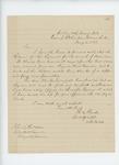 1863-01-10  W.A. Barker forwards the December return to General Hodsdon