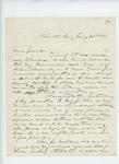 1863-01-25  General Berry writes Adjutant General Hodsdon regarding Berry's service