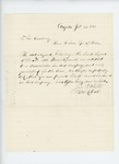 1863-01-29  James White and R.M. Roberts recommend Henry Leach for promotion to 2nd Lieutenant