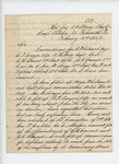 1863-02-18  Colonel Walker recommends several men for promotion