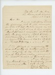 1863-04-06  Colonel Walker recommends men to fill vacancies in the regiment