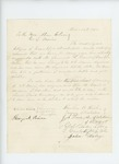 1863-04-13  Reuben Rich and citizens of Winterport and Frankfort request promotion of Lemuel C. Grant
