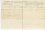 1863-06-18  Descriptive list for new recruits Benjamin Davis and Nathan Winslow