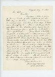 1863-08-15  S.L. Milliken encloses letter from William Rust and others in favor of promotion of James Doak