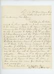 1863-09-10  Lieutenant Colonel L.D. Carver recommends promotions