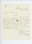 1863-10-01  William Brannagan requests confirmation on the death of Michael Reardon of Company K
