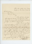 1863-10-31  General J.H. Hobart Ward recommends Captain Robert H. Gray for promotion to Major