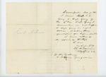 1863-11-09  Brigadier General F.S. Nickerson recommends Captain Gray for promotion