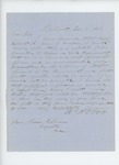1863-12-01  N. Abbott recommends promotion of Captain Robert Gray