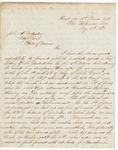 1863-08-03   C.S. Edward to John L. Hodsdon regarding Battle of Gettysburg