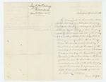 1861-04-25 Samuel H. Pillsbury tenders a military company for active service by Samuel H. Pillsbury