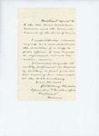 1861-04-20   Charles Sidney Whitman applies for a commission